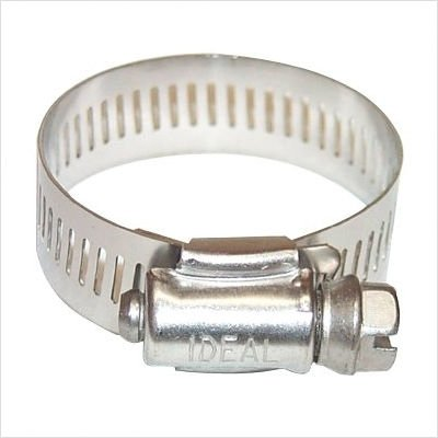Ideal Corp. 6260653 All Stainless Micro-Gear Clamp (Pack of 10)