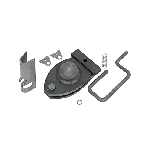 Gooseneck only square Ultimate Connection Extended Coupler