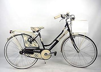 CINZIA Bicicleta de mujer 26