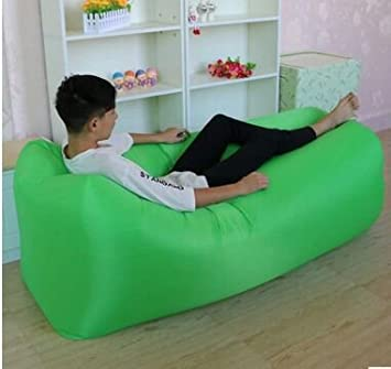 inflatable lounger bag   hammock inflatable air lounger   outdoor   indoor wind bed lounger   amazon     inflatable lounger bag   hammock inflatable air      rh   amazon