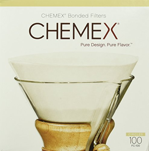 chemex-pre-folded-circle-coffee-filter-100-filters