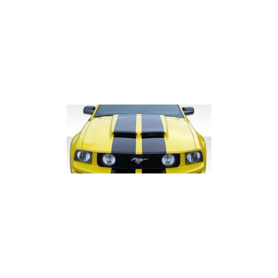 2005 2009 Ford Mustang Duraflex GTR Hood