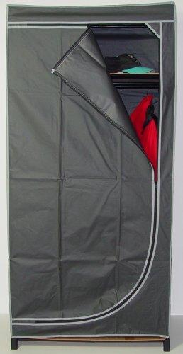 Falt-Kleiderschrank 77x162x50cm: Amazon.de: Küche & Haushalt