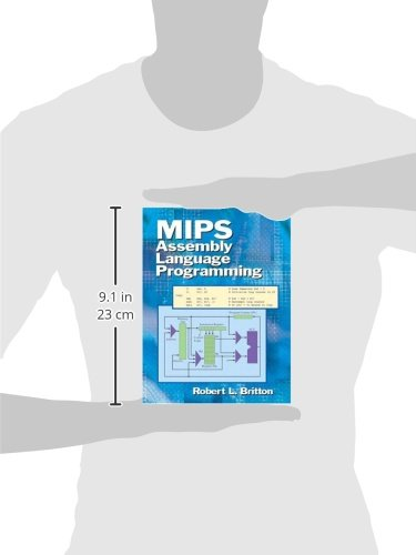 MIPS Assembly Language Programming by Britton, Robert