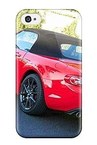Shock-dirt Proof Mazda Miata 20 Case Cover For Iphone 4/4s WANGJING JINDA