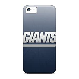 Fashion Cases For Iphone 5c- New York Giants Defender Cases Covers