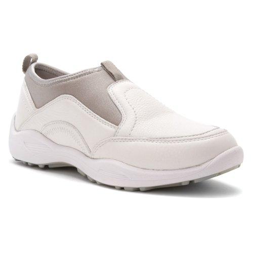 Wear Sandal Propet Wash White Pro Slide Women's Silver and A1TBZc