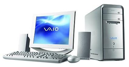 Sony VAIO PCV-RS720G Desktop PC (Intel Pentium 4 Processor 530, 512 MB