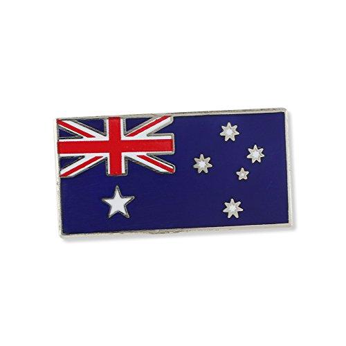Price comparison product image Australian Flag Blue Ensign Union Jack Australia Lapel Pin– 1 Pin