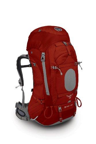 Osprey Women's Ariel 75 Backpack, Salsa Orange, Medium, Outdoor Stuffs