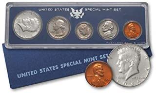 1966 United States Mint Proof Set Original Government Packaging Superb Gem Uncirculated