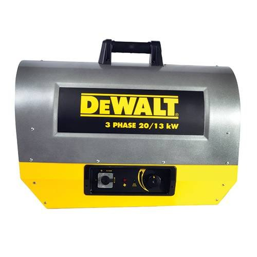 DeWalt DXH2003TS Forced Air Electric Heater