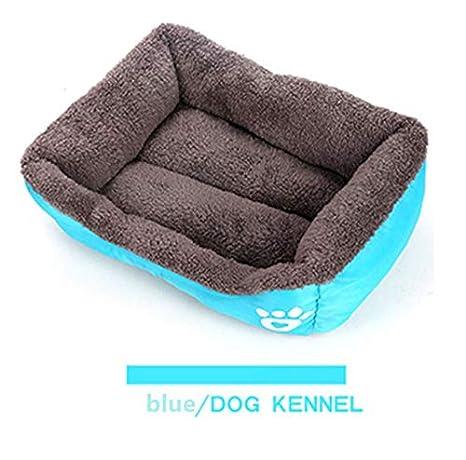 Amazon.com: Cookisn S-XL 6 colores paw mascota sofá camas ...