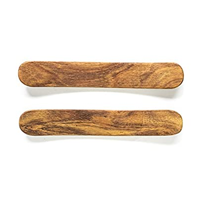 ProKussion Rosewood Wooden Musical Percussion Bones: Musical Instruments