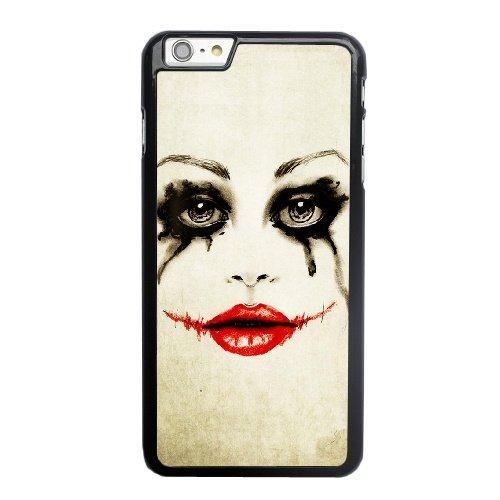 Coque,Coque iphone 6 6S 4.7 pouce Case Coque, Harley Quinn And Joker Cover For Coque iphone 6 6S 4.7 pouce Cell Phone Case Cover Noir