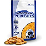 PureBites Cheddar Cheese for Dogs, 8.8oz / 250g - Value Size, 12 Pack