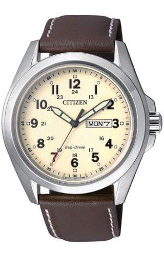 Citizen aw0050 – 15 A Eco Drive Reloj de Hombre