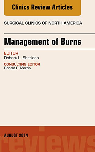 Download Management of Burns, An Issue of Surgical Clinics, (The Clinics: Surgery) Pdf