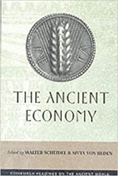 Book The Ancient Economy: Recent Approaches (Edinburgh Readings on the Ancient World)