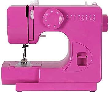Argos wertebereich 535 Mini de máquina de coser – rosa.: Amazon.es ...