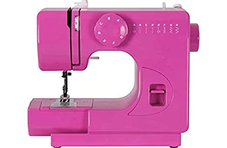 Argos Value Range 40 Mini Sewing Machine Pink Amazoncouk Unique Argos Mini Sewing Machine Instructions