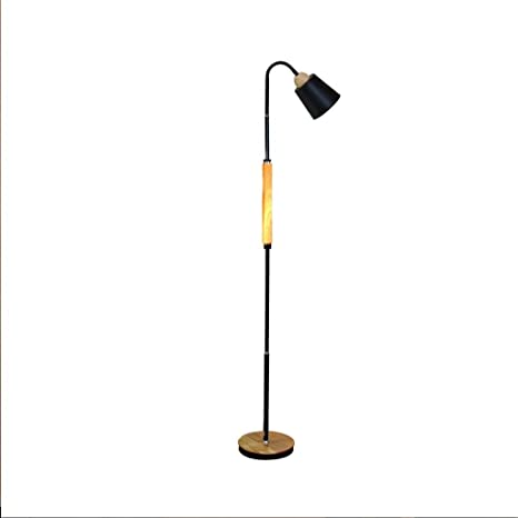 Amazon.com: Floor Lamp Nordic Living Room Simple Bedroom ...