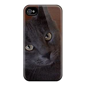 MrE840hckS Whcases First Love Feeling Iphone 4/4s On Your Style Birthday Gift Cover Case hjbrhga1544
