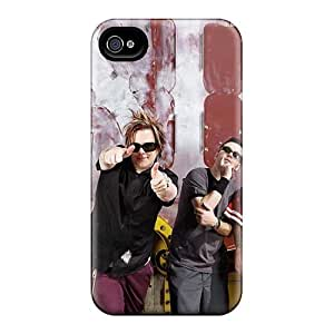 JohnPrimeauMaurice Iphone 4/4s Excellent Hard Cell-phone Cases Support Personal Customs High Resolution Bowling For Soup Band Pattern [jnZ20251fHmN]