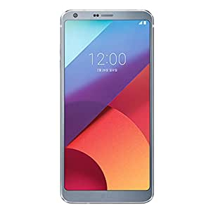 "LG G6 H870DS 64GB Ice Platinum, 5.7"", Dual Sim, 4GB RAM, GSM Unlocked International Model, No Warranty"