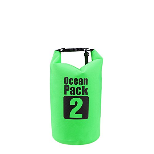 perfectCOCO Waterproof Dry Bags Waterproof Dry Storages Outdoor Sport Recreation Swimming Rafting Sports & Fitness