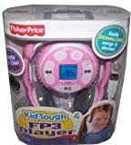 Fisher Price Kid Tough FP3 Song & Story Player - Pink
