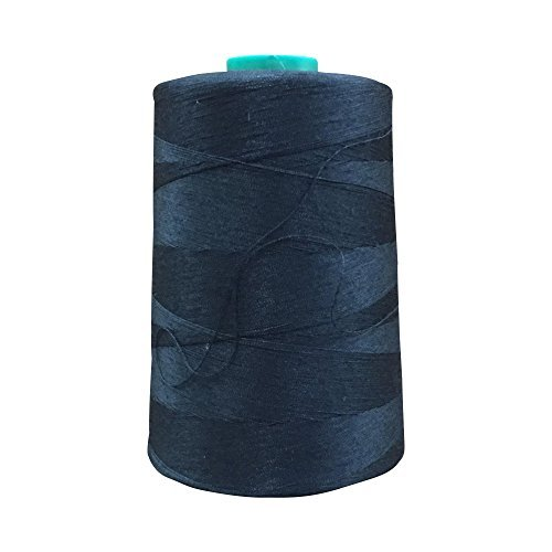 Perma Core Poly-wrap Poly Sewing Thread Tex-40 6,000 Yds (Black)