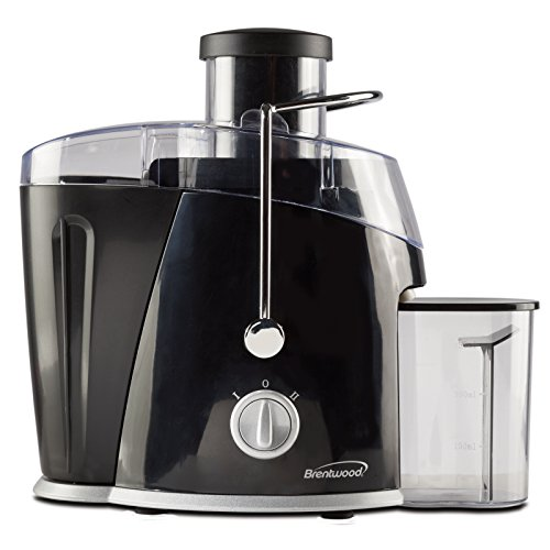 Brentwood 2 Speed Juice Extractor in Black - 1 Year Direct Manufacturer - Brentwood 1