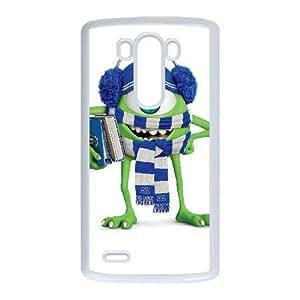 LG G3 Phone Case White Monsters, Inc BXF277813