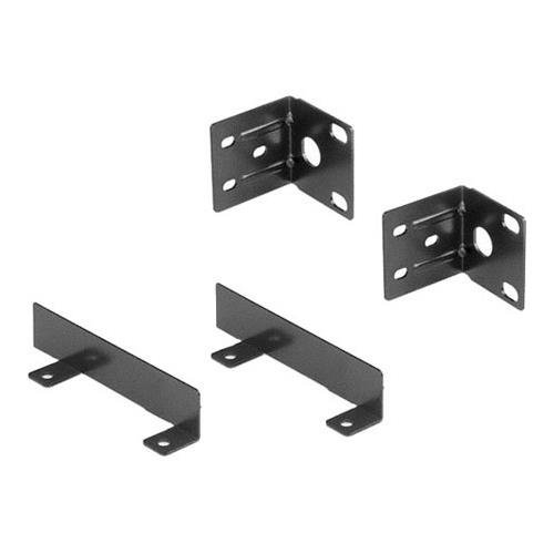 Sennheiser TWO-CHANNEL RACK-MOUNT KIT For EM10 Receivers, Includes RACK-MOUNT Adapters & Antenna FRONT-MOUNT Adapters