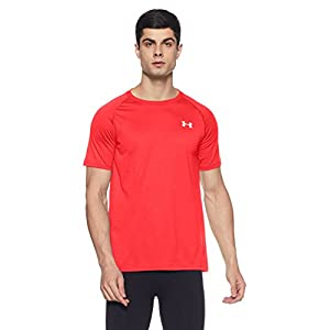 Best Epic Trends 41HSTrOggxL._SS300_ Under Armour Men's Tech Short Sleeve T-Shirt