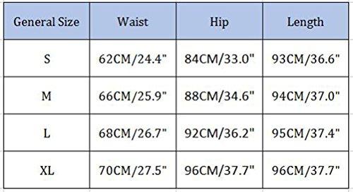 Dimensioni Vita Blu Chiaro Denim Grandi A Larghi Alta Donna Casual Da Di Retro Pantaloni Moda Lihaer Jeans 6TqwRCFnvq