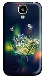 Samsung S4 Case Dandelion Closeup189 3D Custom Samsung S4 Case Cover