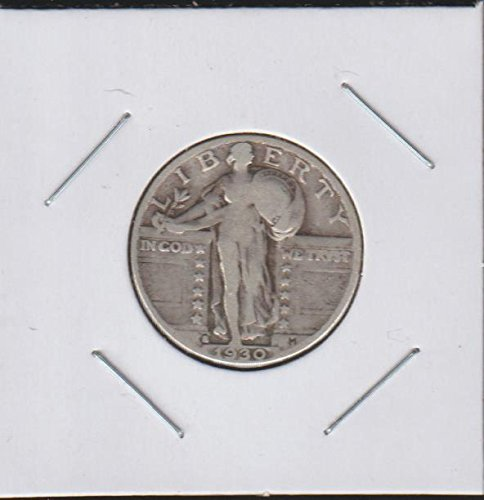 1930 S Standing Liberty (1916-1930) Quarter Very Fine