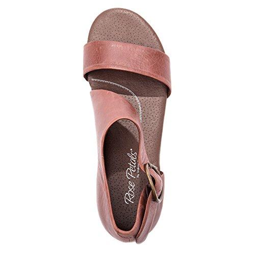 Berceaux De Marche Womens Laguna Wedge Sandale Tabac Nouveau Softy