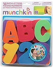 Baby Foam Letter En Cijfers Stickers Kinderen Drijvend Bad Douche Speelgoed Kleurrijk