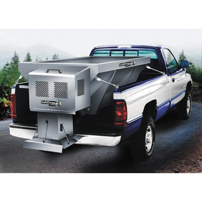 SaltDogg Stainless Steel Hopper Spreader Kit - 96in.L, 1.8 Cu. Yd. Capacity, Std. Chute, Model# 1400050SS