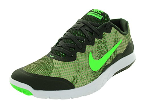 Nike Flex Experience RN 4 Prem - Zapatillas para hombre MARRON VERDE