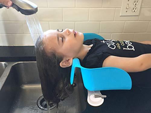 Shampoo Buddy Tear-Free Rinser for Children (Blue) by Shampoo Buddy (Image #3)