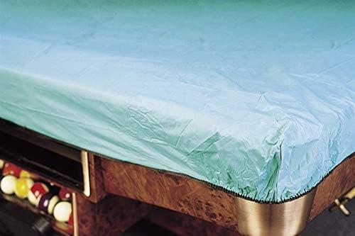 Cubierta para mesas de billar, con goma elástica.: Amazon.es ...