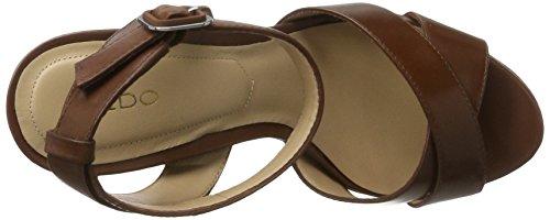 Medium Brown Platform Norell Aldo 26 Women's Brown Sandals YTBp0