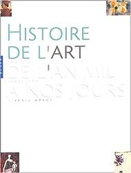 Histoire de l'art : 1000-2000