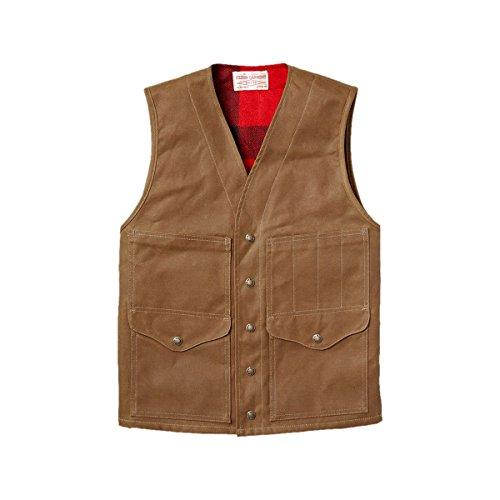 生き物オーロック電話[フィルソン Filson] メンズ トップス ベスト Lined Cruiser Vest [並行輸入品]