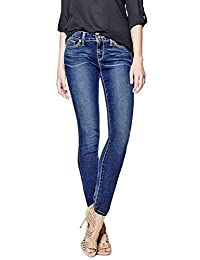 Guess Factory Women's Sienna Curvy Skinny Jeans