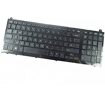 US Layout Keyboard for HP ProBook 4520s 4520 4525 4525s Series with Frame